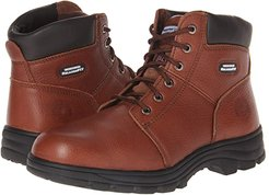 Workshire - Relaxed Fit (Brown) Men's Lace-up Boots