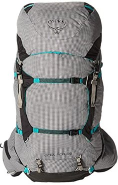 Ariel Pro 65 (Voyager Grey) Backpack Bags