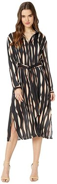 Bishop + Young Mara Print Shirtdress (Mara Print) Women's Dress