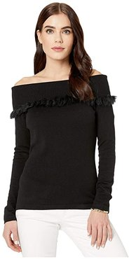 Alira Sweater (Black) Women's Clothing