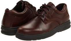 Glen (Brown Pull-Up Leather) Men's Lace up casual Shoes
