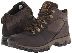 Earthkeepers(r) Mt. Maddsen Mid Waterproof (Dark Brown) Men's Lace-up Boots