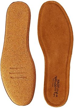 FB22 - Executive Replacement Footbed (Natural) Men's Insoles Accessories Shoes