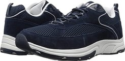 Aaron (Navy Combo) Men's Lace up casual Shoes