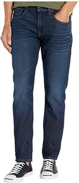 Blake Slim Straight Zip in Victory (Victory) Men's Jeans