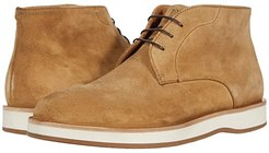 Oracle Chukka Boot by BOSS (Medium Beige) Men's Shoes