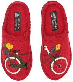 Bicycle (Ruby Red) Women's Slippers