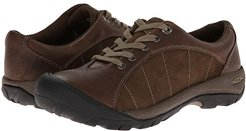 Presidio (Cascade Brown/Shitake) Women's Lace up casual Shoes