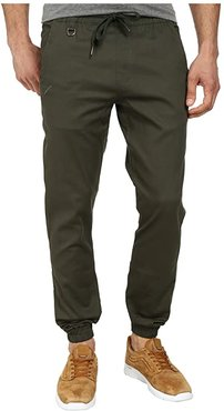 Sprinter Jogger Pants (Olive) Men's Casual Pants