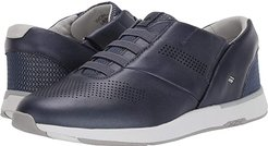 Atlanta Hands Free (Navy Shimmer) Women's Shoes