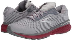 Adrenaline GTS 20 (Grey/Silver/Red) Men's Running Shoes