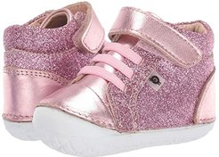 Ring Pave (Infant/Toddler) (Glam Pink/Pink Frost) Girl's Shoes