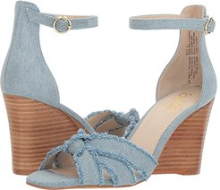 Sunrays (Light Blue Denim) Women's Sandals