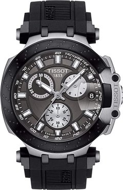 T-Sport T-Race Chronograph - T1154172706100 (Anthracite) Watches