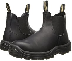 BL179 (Black) Pull-on Boots