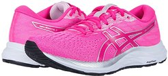 GEL-Excite(r) 7 (Pink Glo/White) Women's Running Shoes