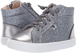 Ring Shoe (Toddler/Little Kid) (Glam Gunmetal/Rich Silver) Boy's Shoes