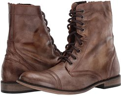 Trooper Boot (Tan Leather) Men's Lace-up Boots