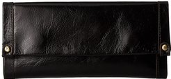 Fable (Black) Continental Wallet