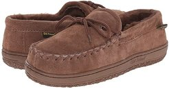 Loafer Moc (Dk.Brown) Women's Shoes