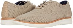Nu Flyknit Casual Wingtip (Taupe Nylon/Knit) Men's Lace Up Wing Tip Shoes