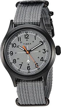 Todd Snyder Military 40mm (Grey/Black) Watches
