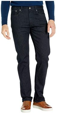 Hampton Relaxed Straight Fit Jeans (Miller Rinse) Men's Jeans