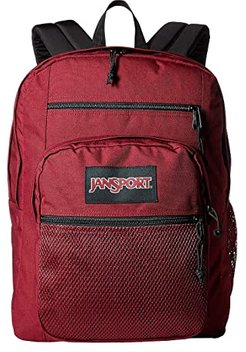 Big Campus (Russet Red) Backpack Bags