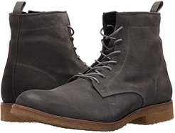 Jonah (Grey Suede) Men's Lace-up Boots