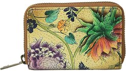 Credit And Business Card Holder 1110 (Caribbean Garden) Coin Purse