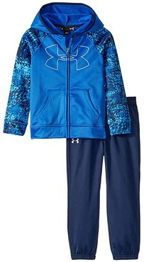 Trileido Track Set (Little Kids/Big Kids) (Powderkeg Blue) Boy's Active Sets