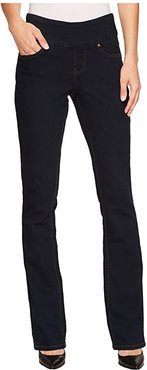 Paley Pull-On Slim Boot Jeans (After Midnight) Women's Jeans
