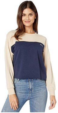 Sophomore Pullover (Navy) Women's Clothing