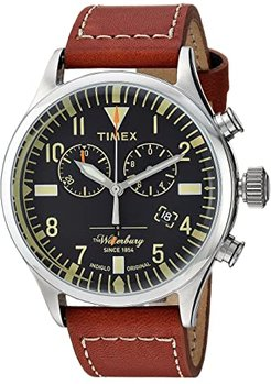 Waterbury Traditional Chrono (Brown/Black) Watches