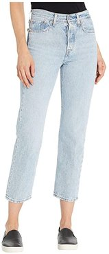 Premium Wedgie Straight (Montgomery Baked) Women's Jeans