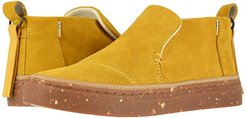 Paxton Water-Resistant Slip-Ons (Water Resistant Butternut Suede) Women's Slip on  Shoes