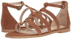 Contribution (Tan Suede) Women's Sandals