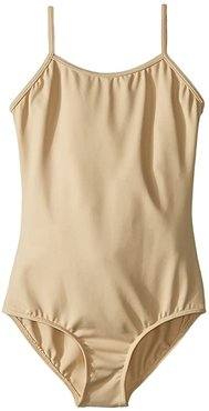 Microlux Camisole Leotard (Toddler/Little Kids/Big Kids) (Nude) Girl's Jumpsuit & Rompers One Piece