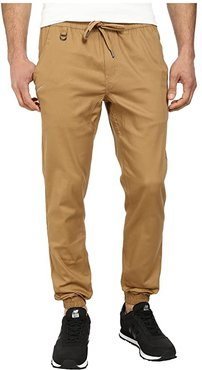 Sprinter Jogger Pants (Khaki) Men's Casual Pants