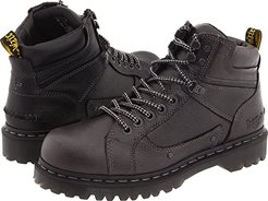 Diego 7 Tie Lace To Toe Boot (Black Harvest) Men's Lace-up Boots