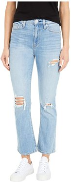 Holly High-Rise Crop Bootcut in Brightside (Brightside) Women's Jeans