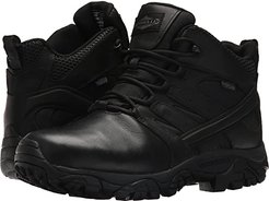 Moab 2 Mid Tactical Response Waterproof (Black) Men's Industrial Shoes