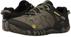 All Out Blaze Aero Sport (Dusty Olive) Men's Shoes