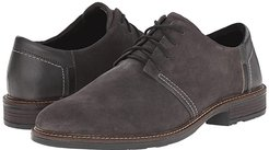 Chief (Gray Suede/Tin Gray Leather/Vintage Gray Leather) Men's Lace up casual Shoes