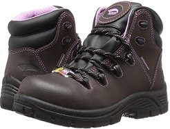A7123 Composite Toe (Brown) Women's Work Boots