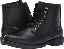 High Fidelity (Black Leather) Men's Lace-up Boots