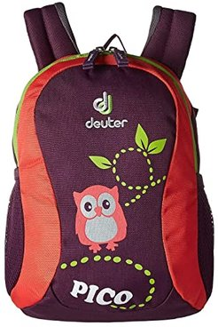 Pico (Plum/Coral) Backpack Bags