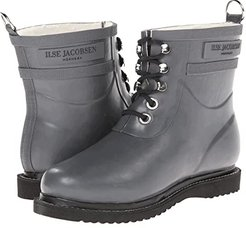 Rub 2 (Grey) Women's Lace-up Boots