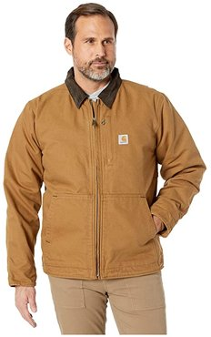 Full Swing Armstrong Jacket (Carhartt Brown) Men's Clothing