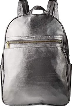 Get It Together Backpack (Metallic Silver) Backpack Bags